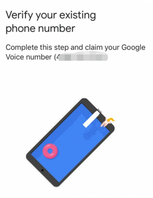 How to get a US mobile or landline phone number to sign up for google voice?